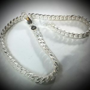 New Mens Heavy 20 in Sterling Chain